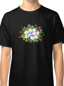 Easter Nest_color Classic T-Shirt