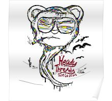 fear and loathing in Heady Thready Poster