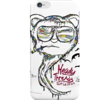 fear and loathing in Heady Thready iPhone Case/Skin