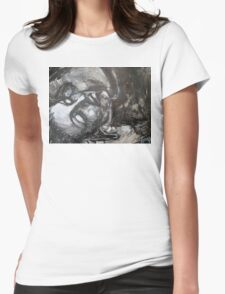 Lovers - Tenderness Womens Fitted T-Shirt