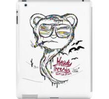 fear and loathing in Heady Thready iPad Case/Skin