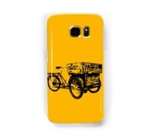 Trike Fixie Samsung Galaxy Case/Skin
