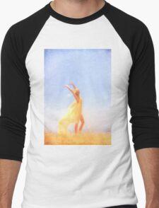 The Joy of living Men's Baseball ¾ T-Shirt