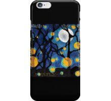 firefly dance iPhone Case/Skin