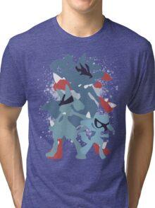 Aura's power Tri-blend T-Shirt