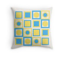 Retro 50's Cushion Set - 1 of 5 - (please read description) and Tote Bag Throw Pillow