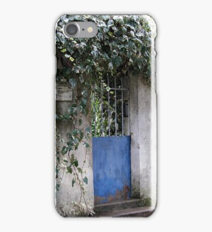 Touch Of Blue iPhone Case/Skin