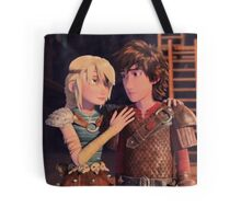 How to Train Your Dragon 16 Tote Bag