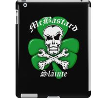 McBastard iPad Case/Skin