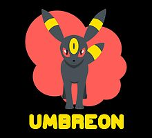 UMBREON by WillOrcas