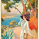 Antibes, Cote d'Azur by Bridgeman Art Library
