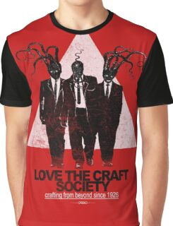 love the craft Graphic T-Shirt