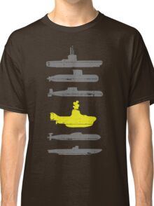 Know Your Submarines Classic T-Shirt