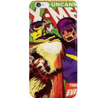The Uncanny X-MEN Everybody Die's! iPhone Case/Skin