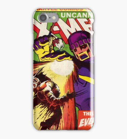 The Uncanny X-MEN Everybody Die's! iPhone Case/Skin