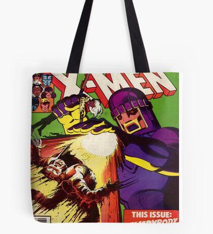 The Uncanny X-MEN Everybody Die's! Tote Bag