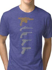 A long time ago... Tri-blend T-Shirt