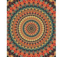 Mandala 089 Photographic Print