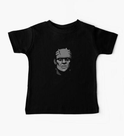 Boris Karloff inspired Frankenstein's Monster Baby Tee
