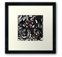 Chaos of my mind Framed Print
