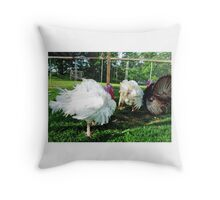 Pardoned by the White House Throw Pillow