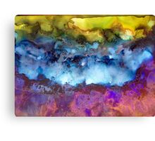 Ocean Fury Canvas Print