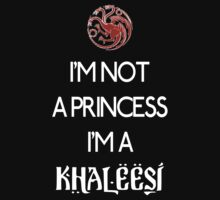 Khaleesi (dark) T-Shirt