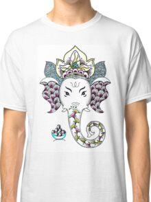 Ganesh the Elephant Classic T-Shirt
