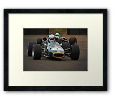 1967 Brabham BT24-1 Framed Print