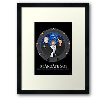 The Women of Stargate SG1 Framed Print