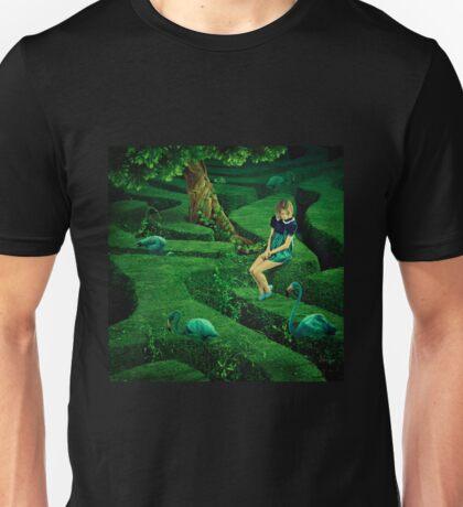 Labyrinth # 5 Unisex T-Shirt
