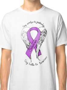Domestic abuse survivor shirt Classic T-Shirt