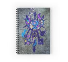 Champion Of Gods Spiral Notebook