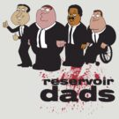 Reservoir Dads v2 | Family Guy | Glenn Quagmire, Peter Griffin, Cleveland Brown, and Joe Swanson by rydrew