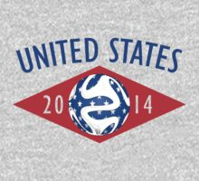 United States World Cup 2014 by heliconista