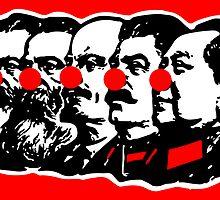 Communist clown by masterchef-fr