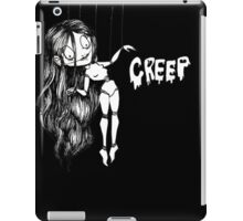 Creepy Doll iPad Case/Skin