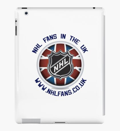 NHL Fans In The UK iPad Case/Skin