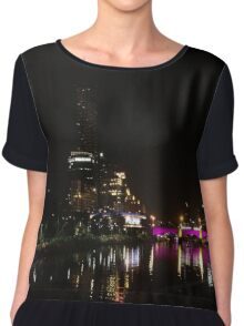 The City Of Melbourne Chiffon Top