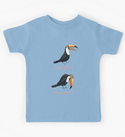 Toucan Toucan't Kids Tee