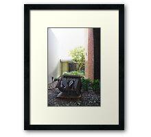El Camino College Art Framed Print