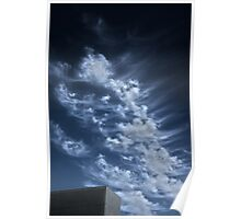 El Camino College Sky Poster