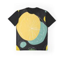 Water Lily Pad Graphic T-Shirt