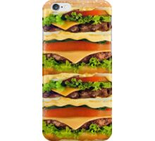 Burger Me! iPhone Case/Skin