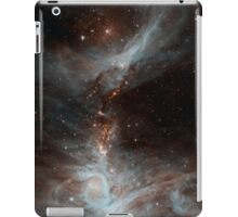 Black Galaxy iPad Case/Skin
