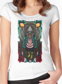 Zant - Usurper King of Twilight Women's Fitted Scoop T-Shirt