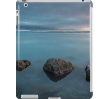 4 Rocks and a Lake iPad Case/Skin