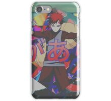 Gaara PicsArt iPhone Case/Skin