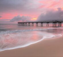 Paradise in Pastels - Hervey Bay Qld Australia by Beth  Wode