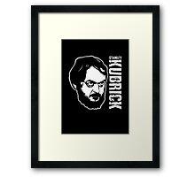 Stanley Kubrick - A Clockwork Orange - Dr. Strangelove Framed Print